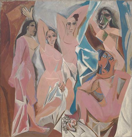 """Article published on """"Les Demoiselles d'Avignon"""""""